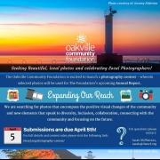 Oakville Community Foundation - Photography Contest
