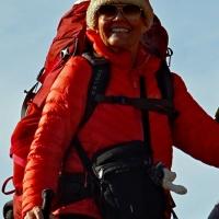 Trekking the Akshayuk Pass on Baffin Island with Lola Reid Allin