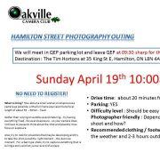 Hamilton Street Photography