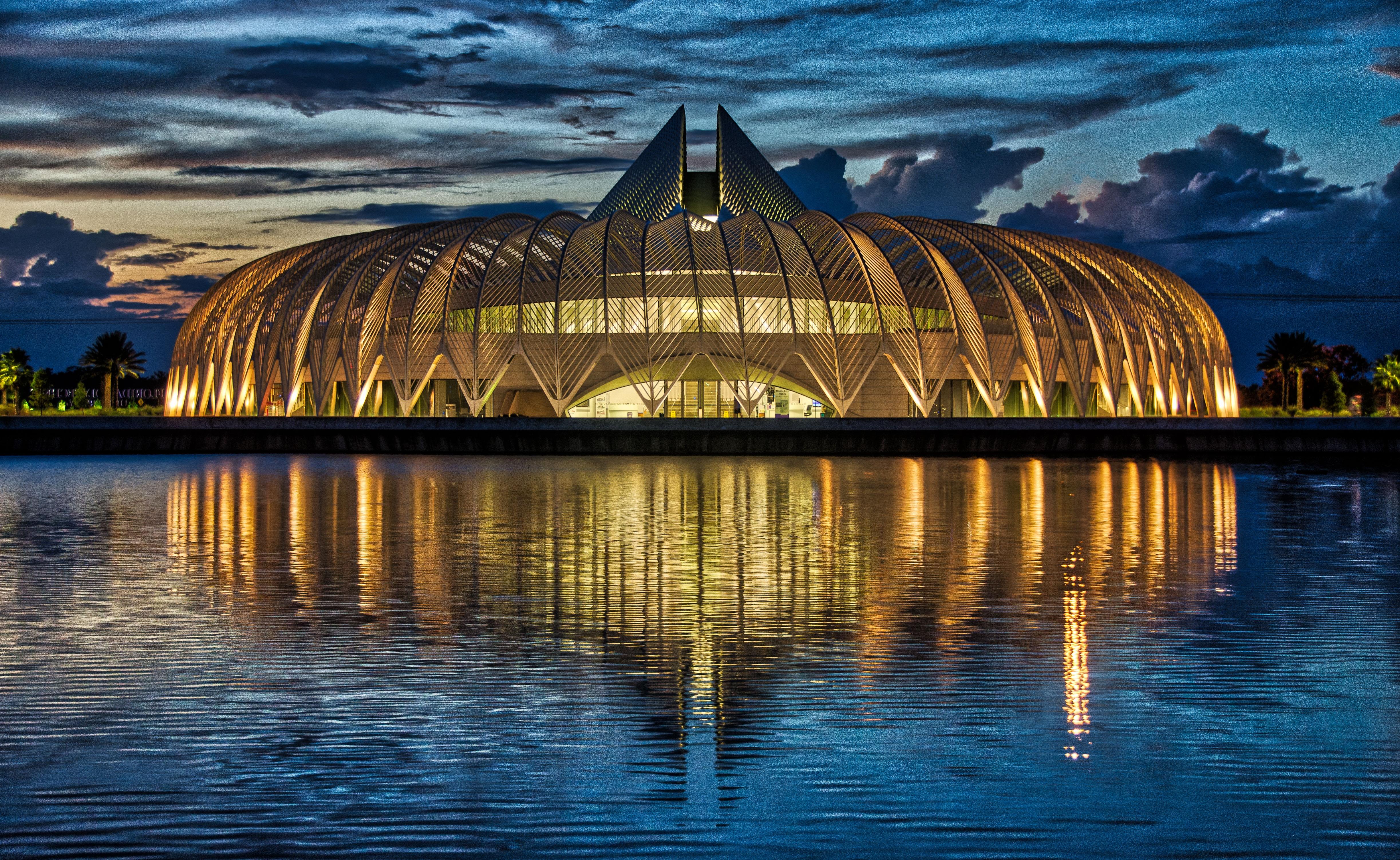 Calatrava Sunset by Kyle Whatley
