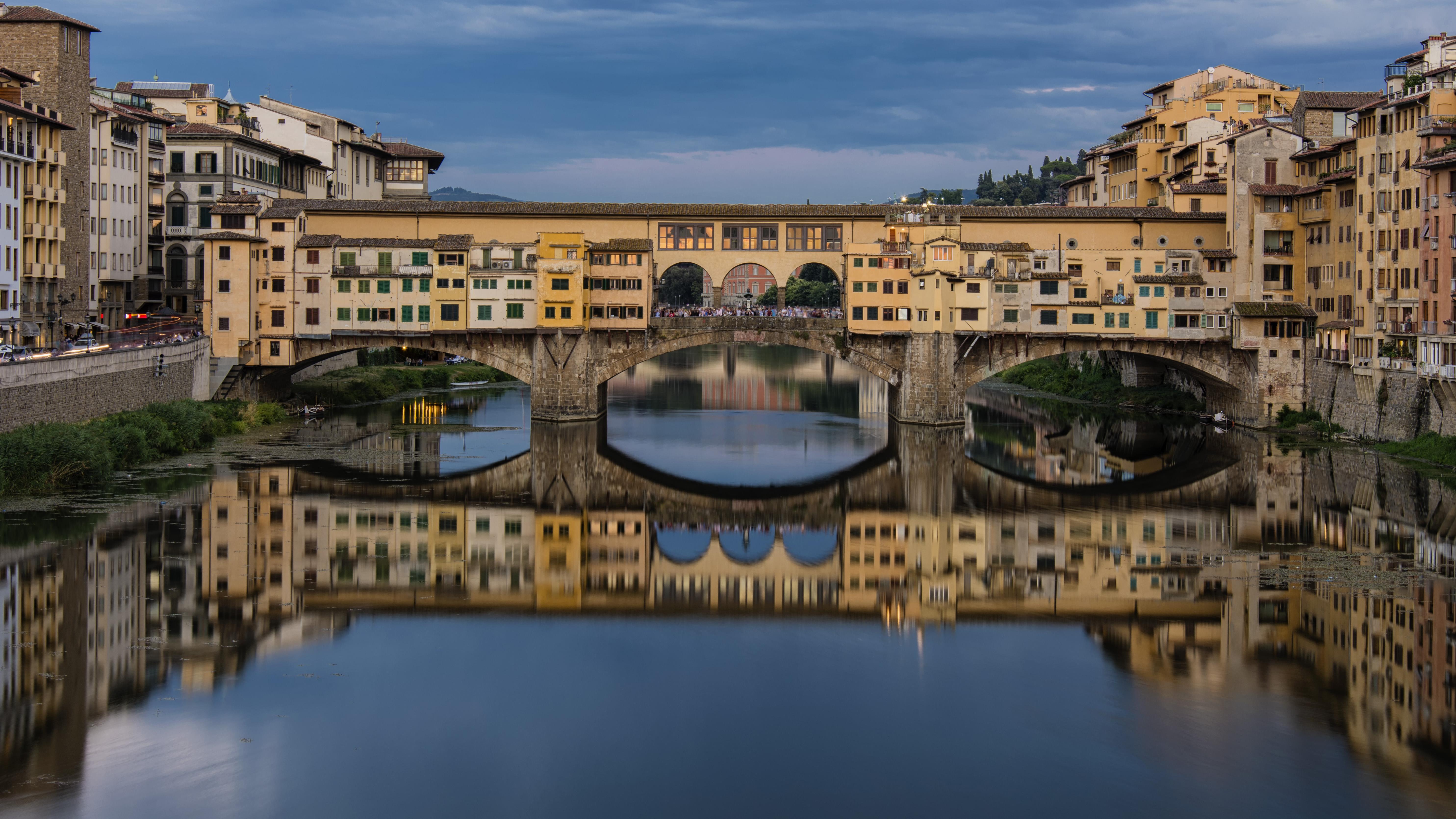 Ponte Veccio by Scott Dorcich